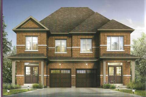 Townhouse for sale at 89 Emerald Coast Tr Brampton Ontario - MLS: W4895215
