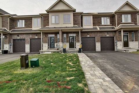 Townhouse for sale at 89 Fairgrounds Dr Hamilton Ontario - MLS: X4444615