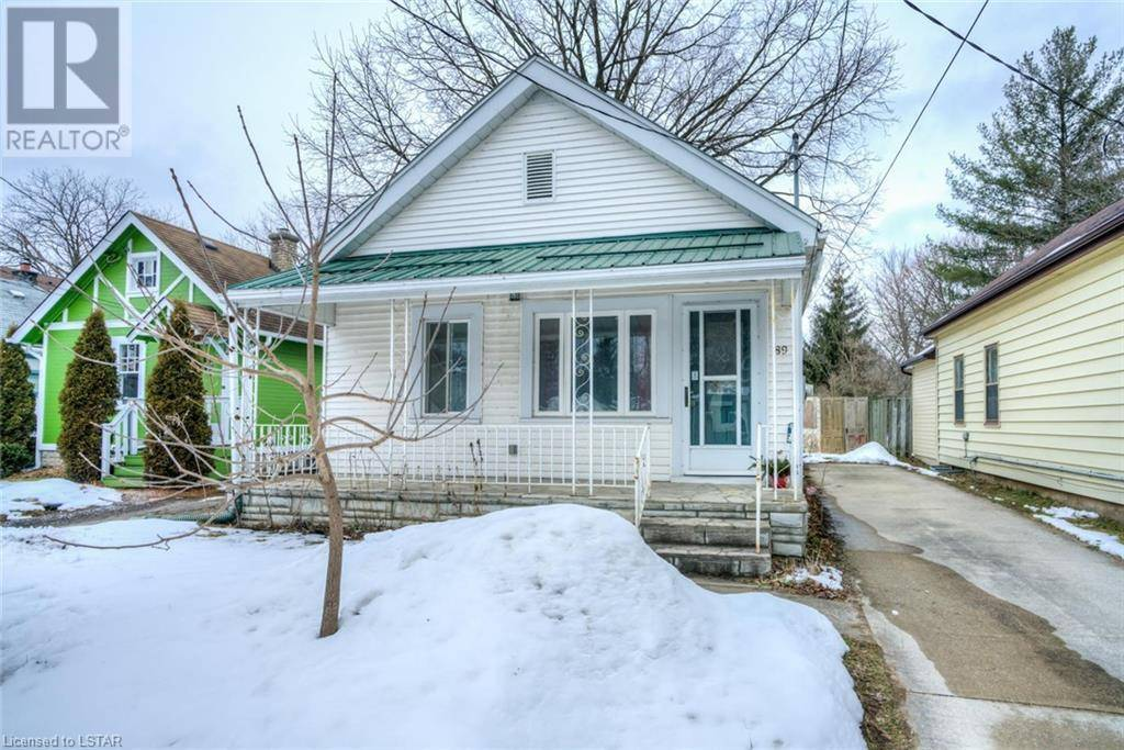 House for sale at 89 Forward Ave London Ontario - MLS: 244566