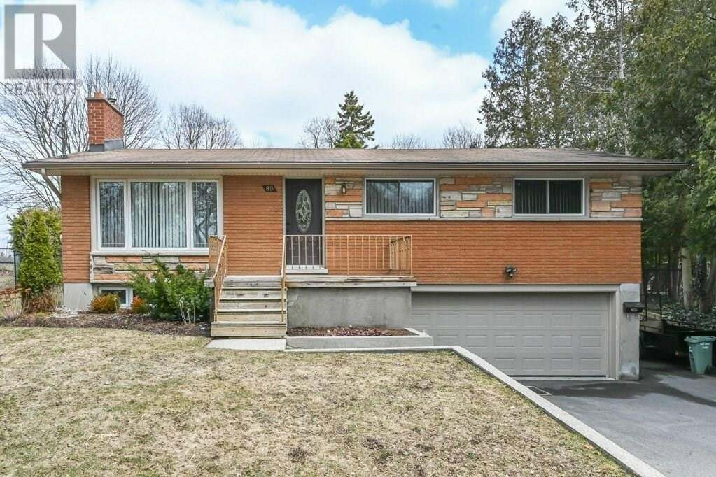 House for sale at 89 Freeman Ave Guelph Ontario - MLS: 30810205