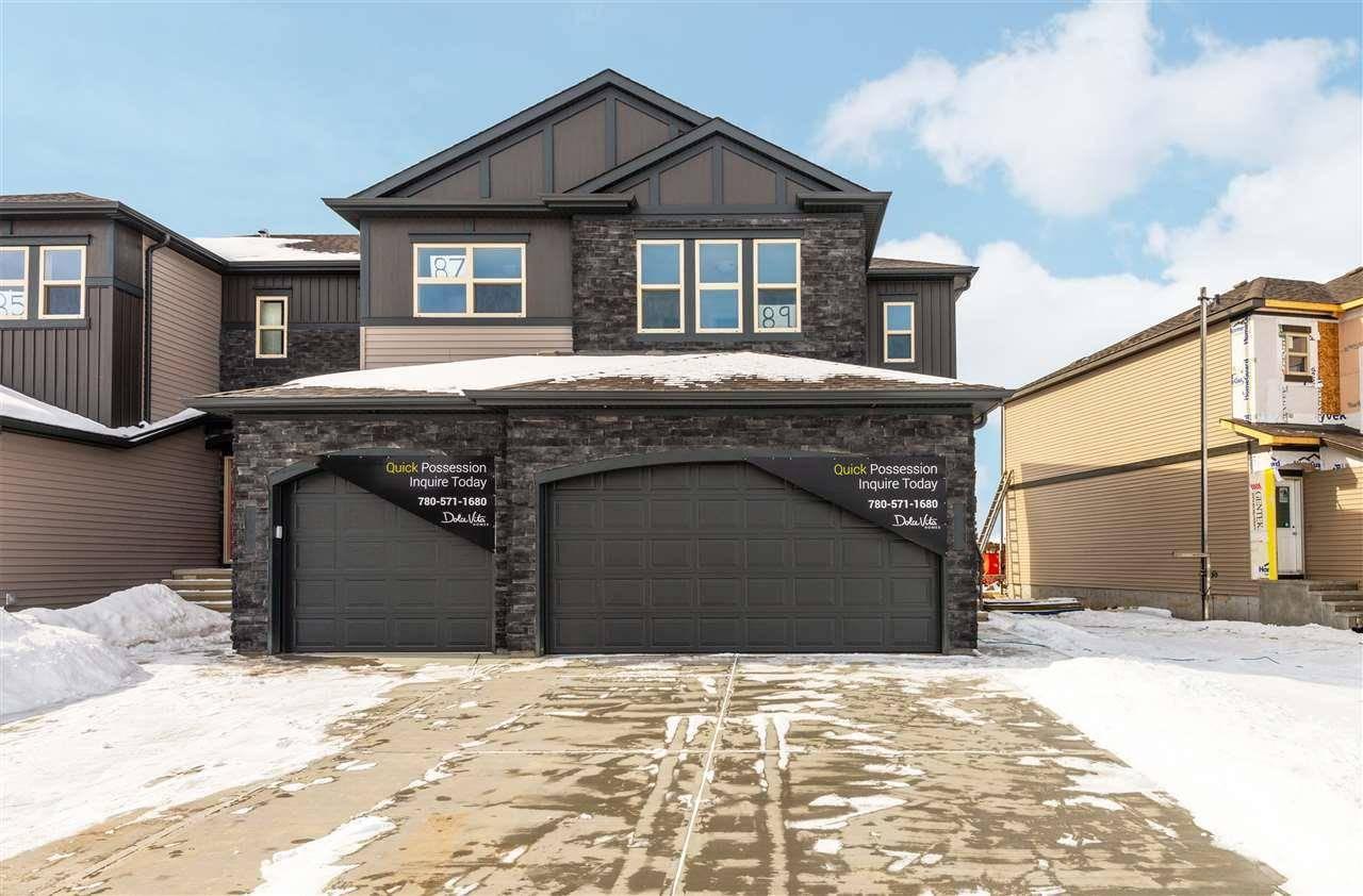 House for sale at 89 Garneau Gt Spruce Grove Alberta - MLS: E4191480
