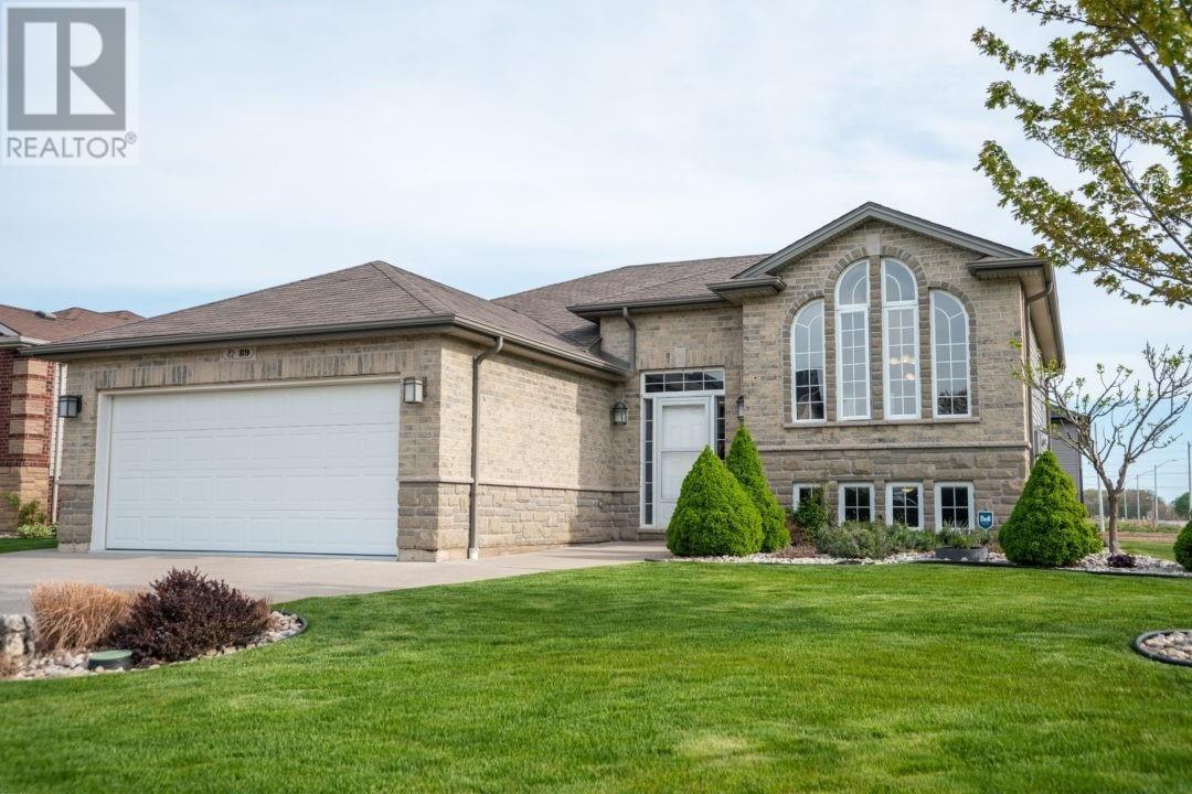 House for sale at 89 Hazel Cres Kingsville Ontario - MLS: 20005588