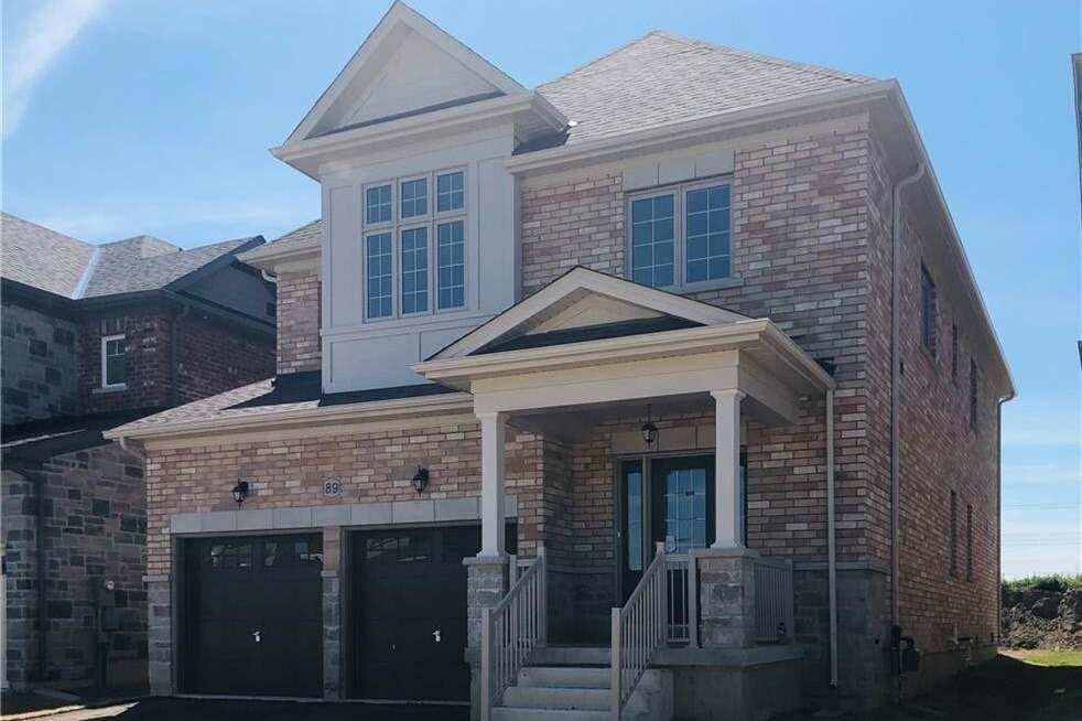 House for rent at 89 Homestead Wy Thorold Ontario - MLS: 30823492