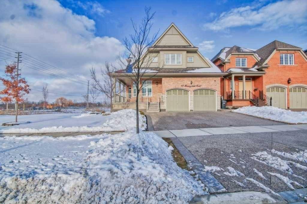 House for sale at 89 Honeyview Tr Brampton Ontario - MLS: W4702930