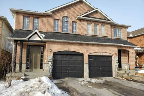 Townhouse for sale at 89 Leslie Ave Barrie Ontario - MLS: S4701503
