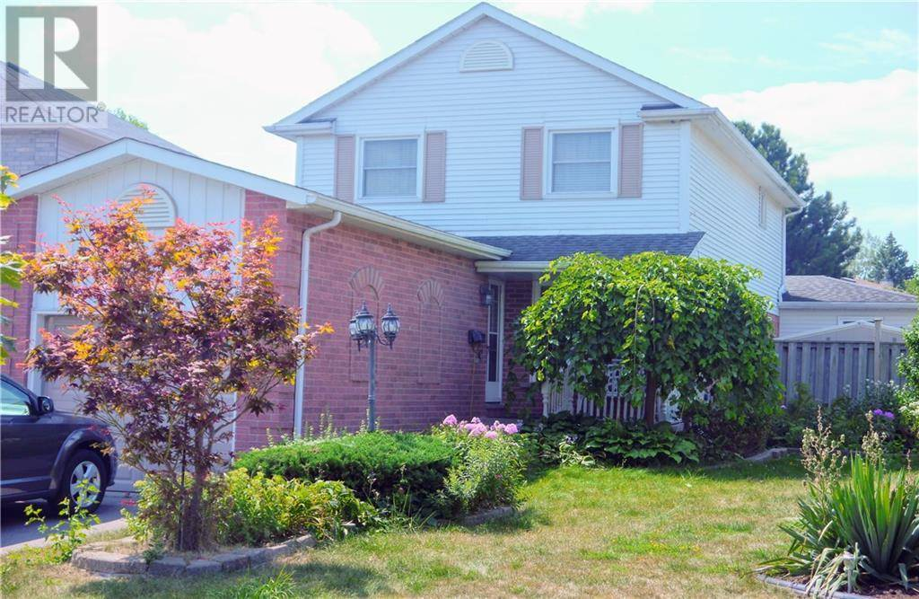 House for sale at 89 Lynnhaven Ct Kitchener Ontario - MLS: 30757946