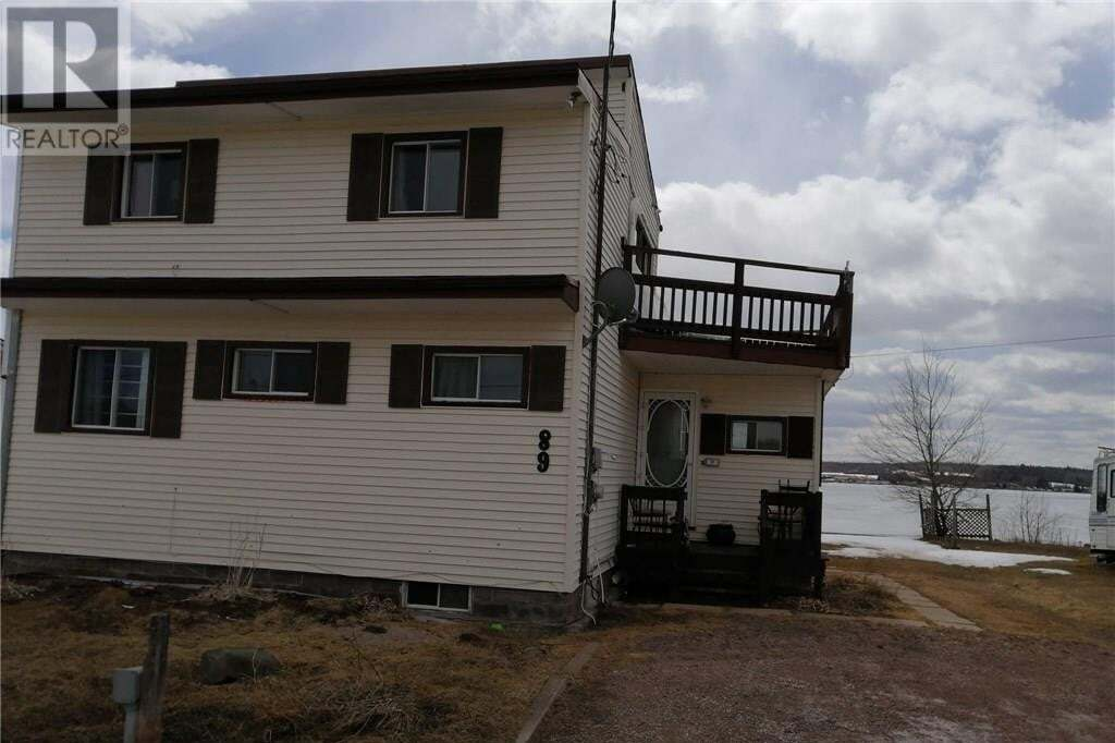 House for sale at 89 Medor  Dundas New Brunswick - MLS: M127955