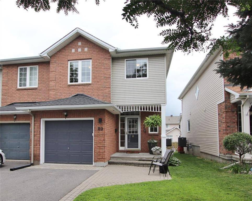 Townhouse for sale at 89 Milner Downs Cres Ottawa Ontario - MLS: 1164926