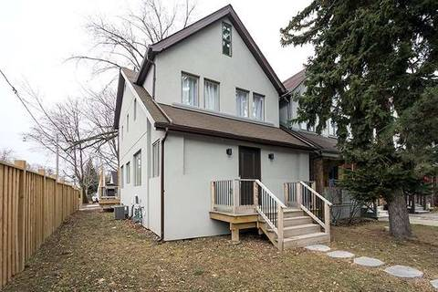 Townhouse for sale at 89 Moore Ave Toronto Ontario - MLS: C4554186