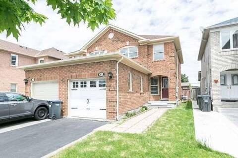 Townhouse for sale at 89 Mount Fuji Cres Brampton Ontario - MLS: W4778694