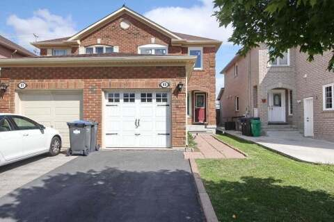Townhouse for sale at 89 Mount Fuji Cres Brampton Ontario - MLS: W4916003
