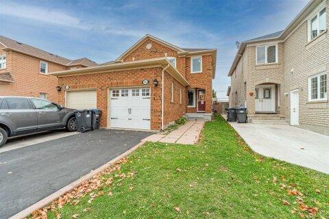 Townhouse for sale at 89 Mount Fuji Cres Brampton Ontario - MLS: W4967804