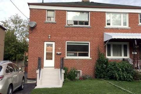 Townhouse for rent at 89 North Woodrow Blvd Toronto Ontario - MLS: E4518074