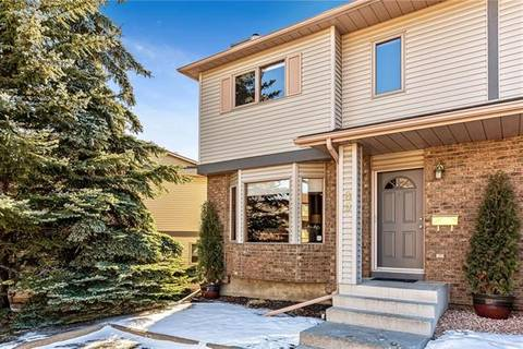 Townhouse for sale at 89 Patina Pk Southwest Calgary Alberta - MLS: C4292890