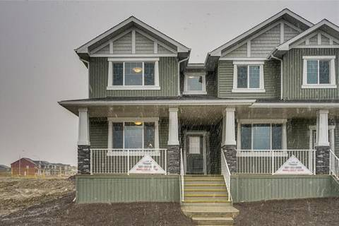 Townhouse for sale at 89 Red Embers Pl Northeast Calgary Alberta - MLS: C4281590