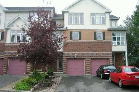 Townhouse for rent at 89 Robinson Ave Ottawa Ontario - MLS: 1155953
