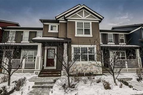 Townhouse for sale at 89 Silverado Dr Southwest Calgary Alberta - MLS: C4279042