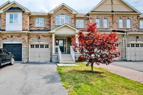 Townhouse for sale at 89 Sir Sanford Fleming Wy Vaughan Ontario - MLS: N4596775