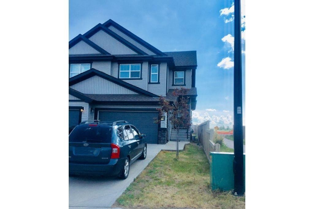 Townhouse for sale at 89 Springwood Wy Spruce Grove Alberta - MLS: E4222832