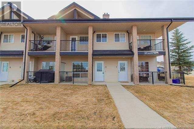 Townhouse for sale at 89 Sunrise Wy Medicine Hat Alberta - MLS: MH0192056
