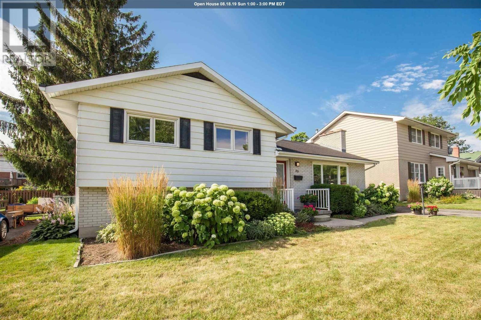 House for sale at 89 Sunset Blvd Kingston Ontario - MLS: K19005312