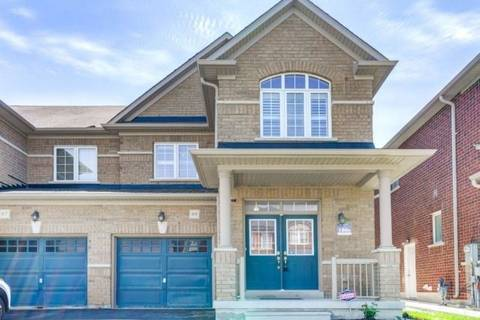 Townhouse for sale at 89 Templehill Rd Brampton Ontario - MLS: W4484728