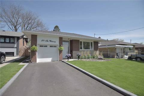 House for sale at 89 The Westway  Toronto Ontario - MLS: W4408762