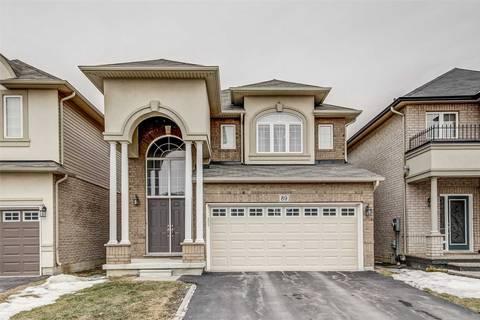 House for sale at 89 Trafalgar Dr Hamilton Ontario - MLS: X4386518