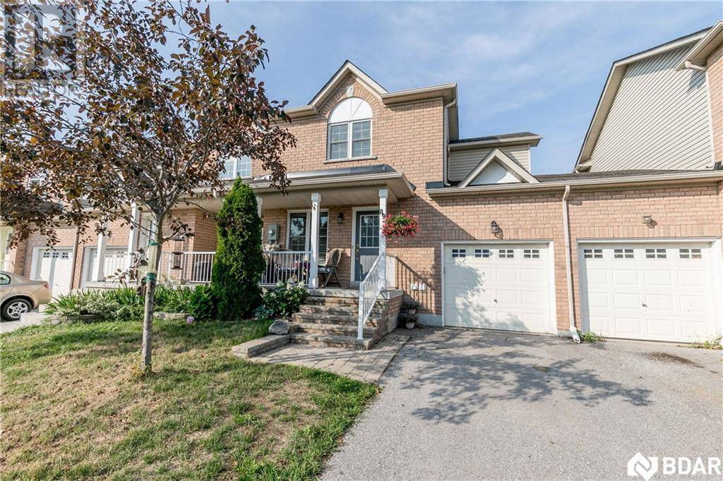 Townhouse for sale at 89 Trevino Circ Barrie Ontario - MLS: 30780577