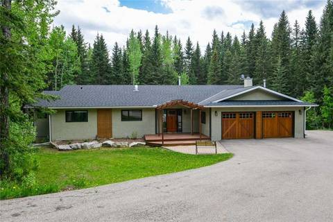 House for sale at 89 Two Pine Dr Bragg Creek Alberta - MLS: C4241874
