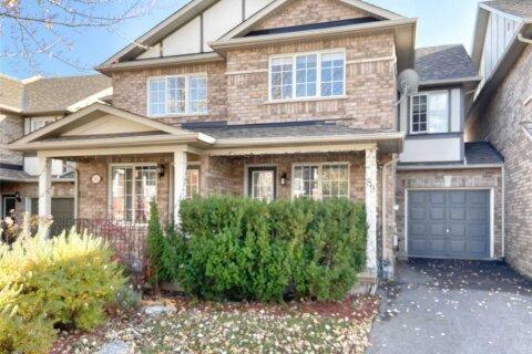 Townhouse for rent at 89 Warren Bradley St Markham Ontario - MLS: N4990192