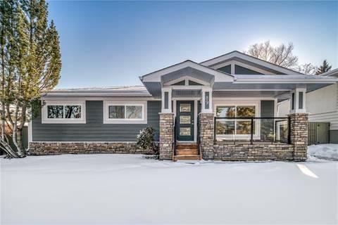 House for sale at 89 Woodlark Dr Southwest Calgary Alberta - MLS: C4287356