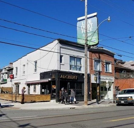 For Sale: 890 College Street, Toronto, ON | 0 Bath Property for $2,199,000. See 1 photos!