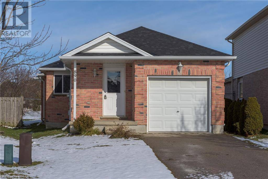 House for sale at 890 Marigold St London Ontario - MLS: 242663