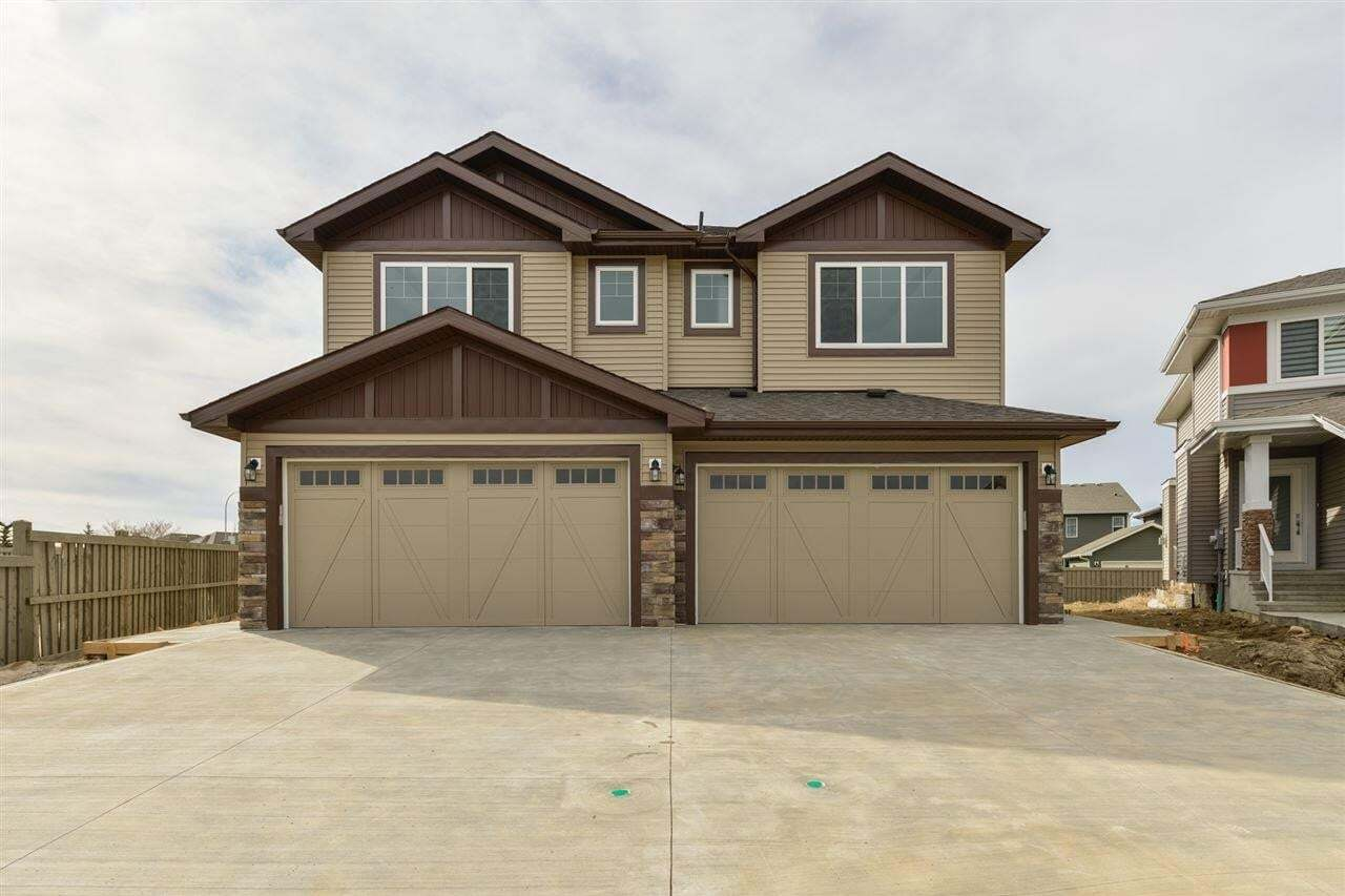 Townhouse for sale at 8905 217 St NW Edmonton Alberta - MLS: E4204895