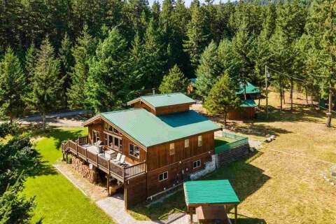 House for sale at 8907 Old Portage Rd Pemberton British Columbia - MLS: R2491024