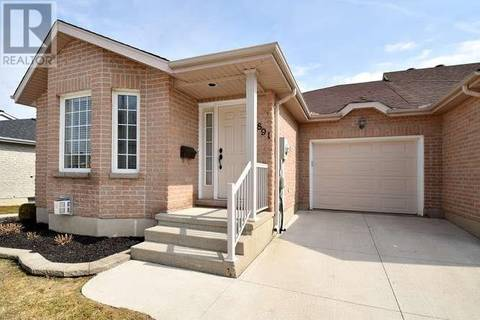 Townhouse for sale at 891 9th Avenue A  East Owen Sound Ontario - MLS: 182505