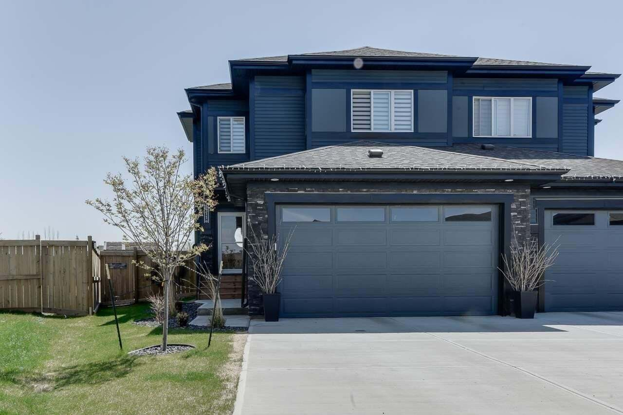 Townhouse for sale at 8911 217 St NW Edmonton Alberta - MLS: E4197938