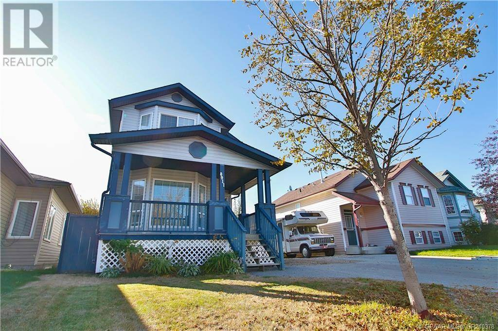 House for sale at 8911 62 Ave Grande Prairie Alberta - MLS: GP210378