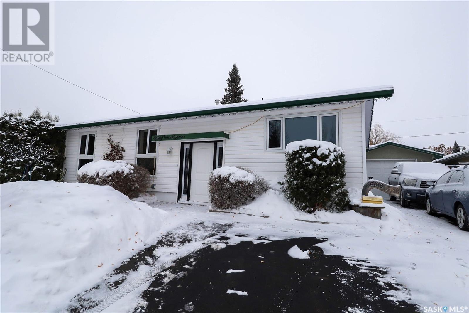 House for sale at 8918 17th Ave North Battleford Saskatchewan - MLS: SK834315