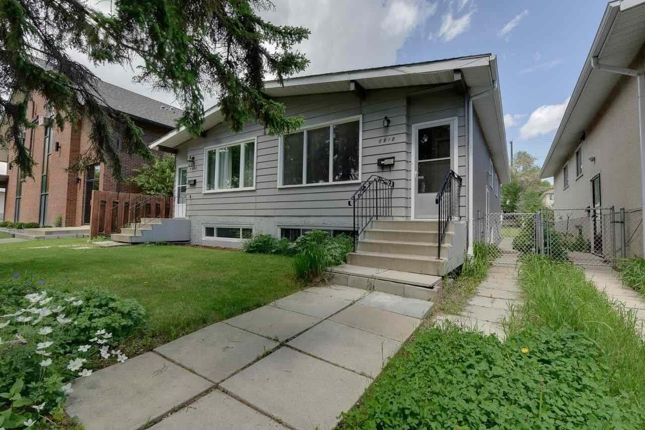 Townhouse for sale at 8918 83 Av NW Edmonton Alberta - MLS: E4201789