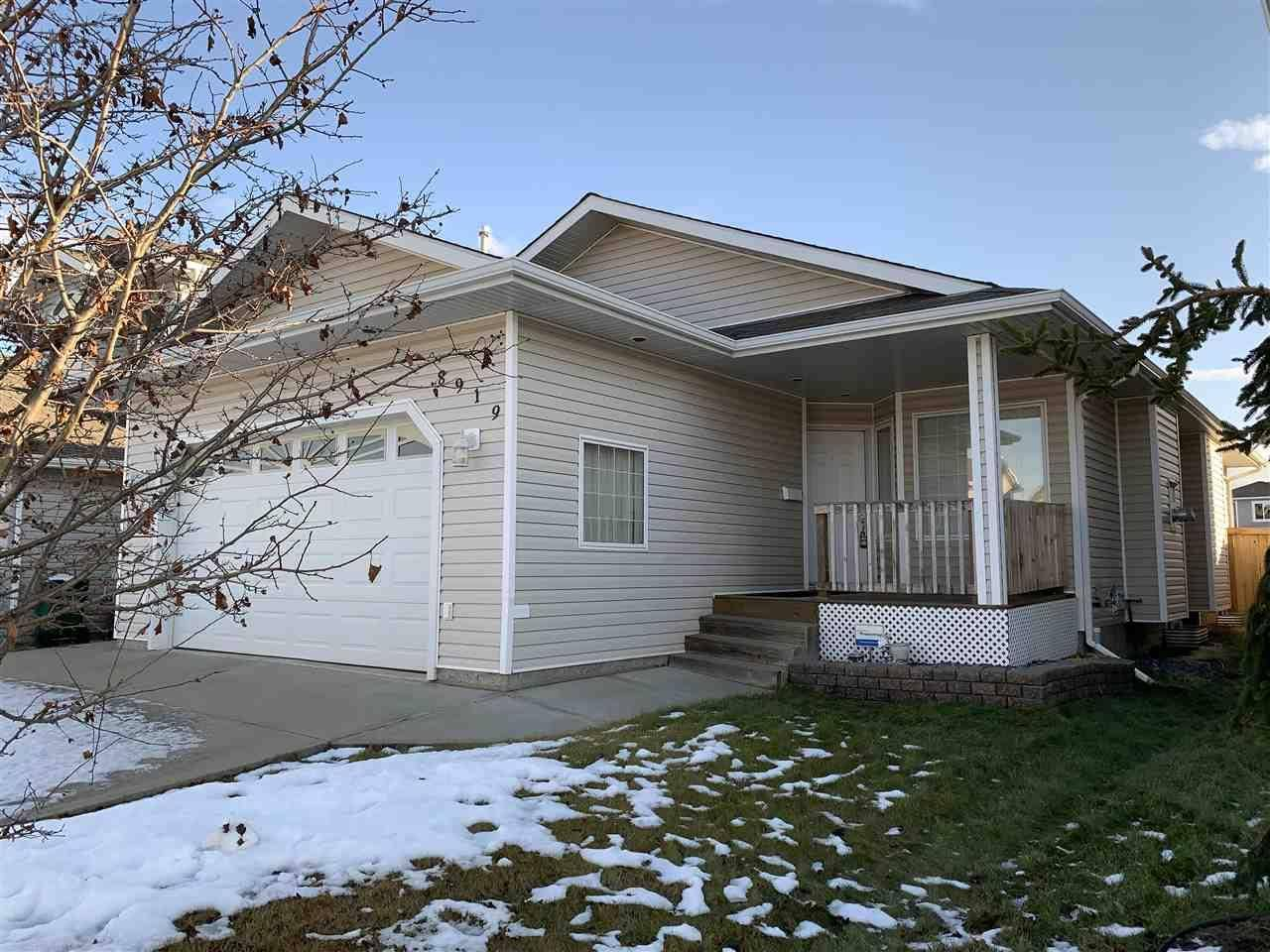 House for sale at 8919 98 Ave Morinville Alberta - MLS: E4180747