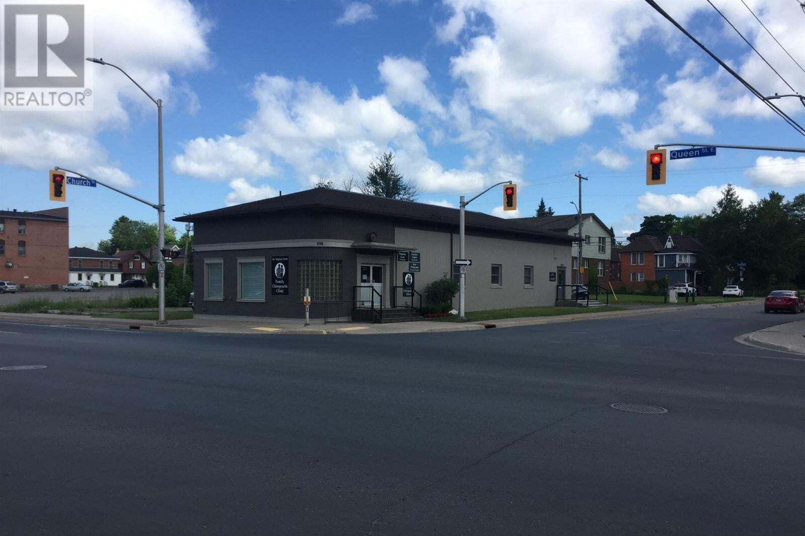 Commercial property for sale at 900 Queen St E Unit 892 Sault Ste. Marie Ontario - MLS: SM129079
