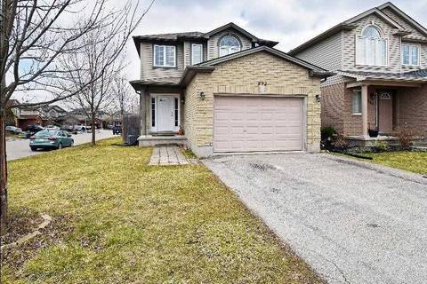 House for sale at 892 Brandshaw Cres London Ontario - MLS: X4734643