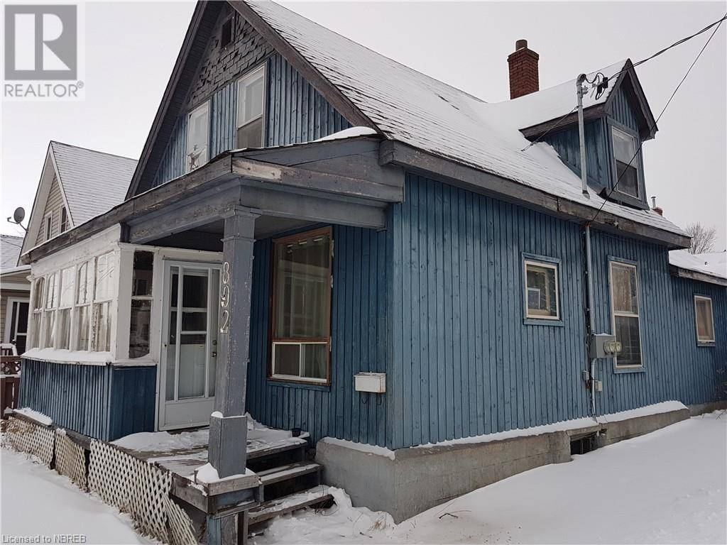House for sale at 892 John St North Bay Ontario - MLS: 240526