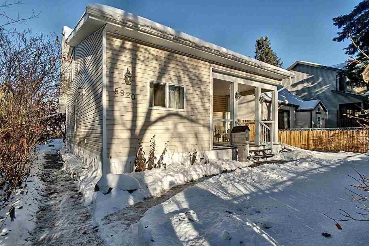 House for sale at 8920 79 Av NW Edmonton Alberta - MLS: E4221849