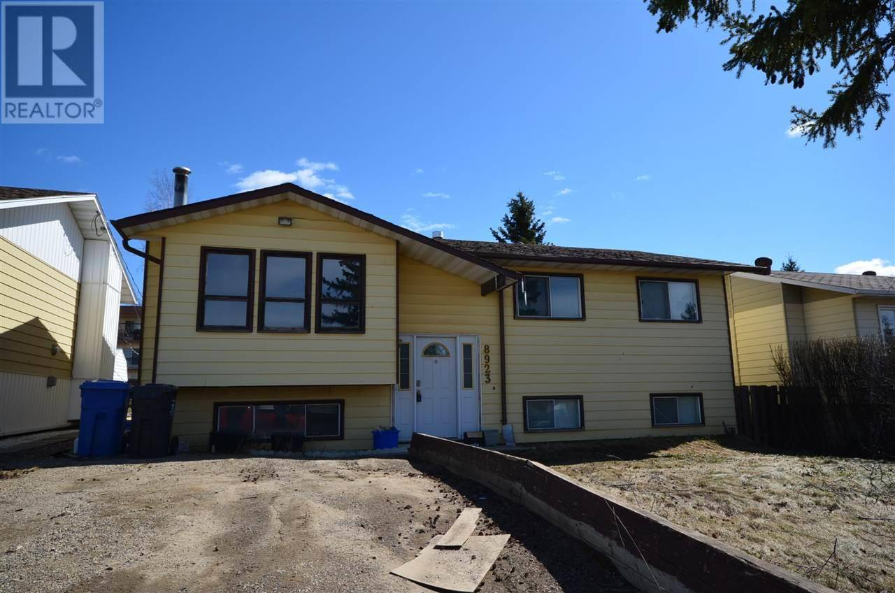 House for sale at 8923 87 St Fort St. John British Columbia - MLS: R2438172