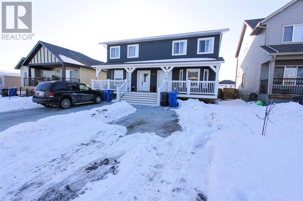 Townhouse for sale at 8926 74 St Fort St. John - City Sw British Columbia - MLS: R2447845