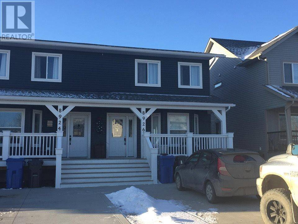 Townhouse for sale at 8926 74 St Fort St. John British Columbia - MLS: R2423285