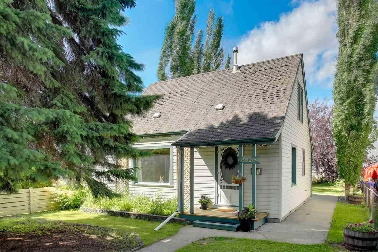 House for sale at 8926 81 Av NW Edmonton Alberta - MLS: E4215223